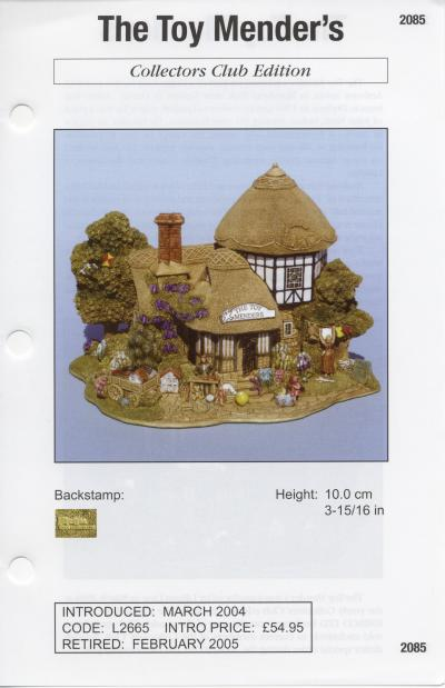 Lilliput Lane - The Complete Collectors Guide