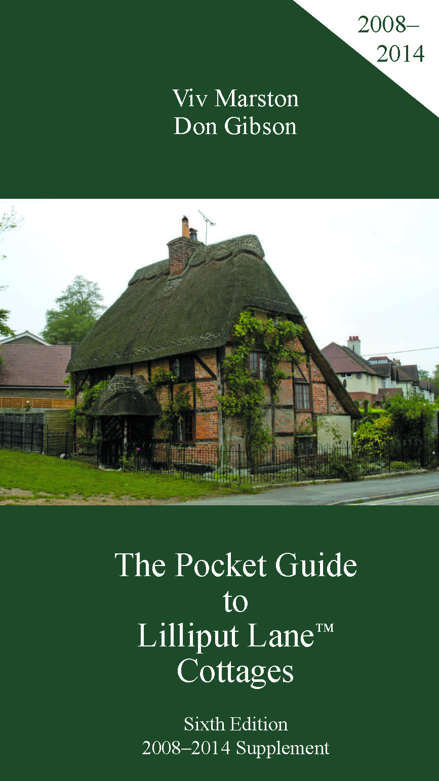 The Pocket Guide to Lilliput Lane Cottages